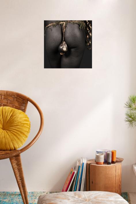 S.t., Serie Papúa Nueva Guinea | Fotografía de Isabel Muñoz | Compra arte en Flecha.es