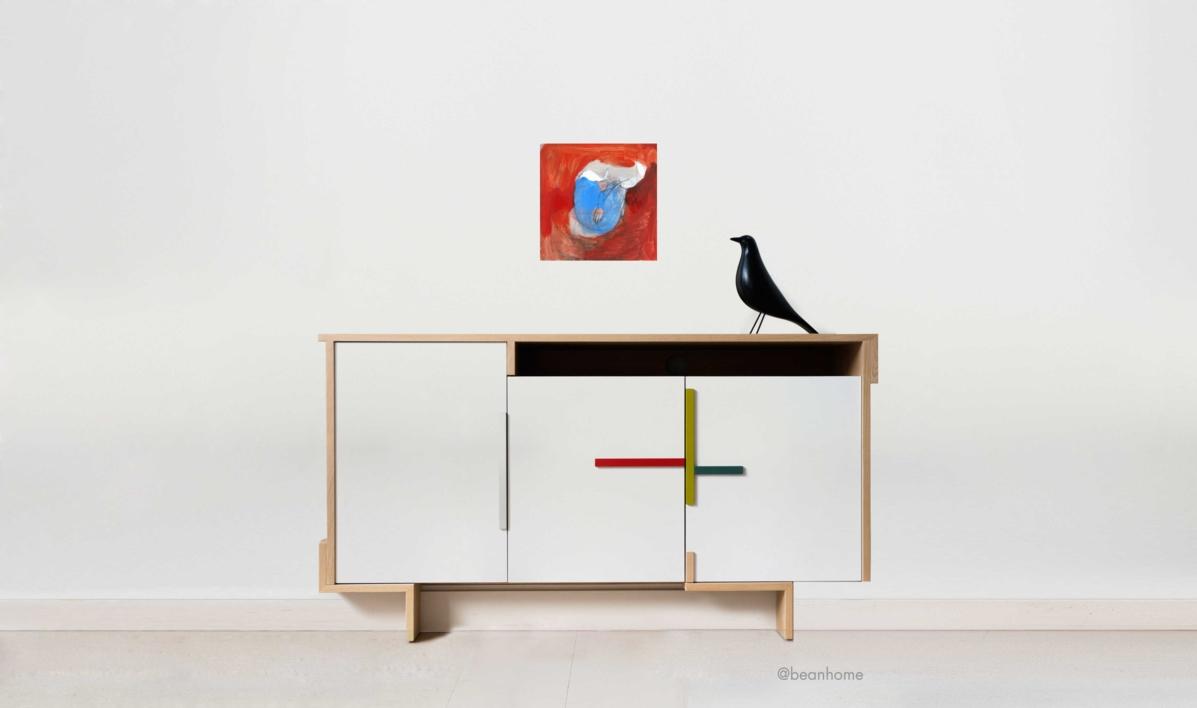 Se toca   Dibujo de Álvaro Marzán   Compra arte en Flecha.es