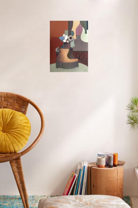 12.04.19 | Ilustración de Carlos Blanco Artero | Compra arte en Flecha.es