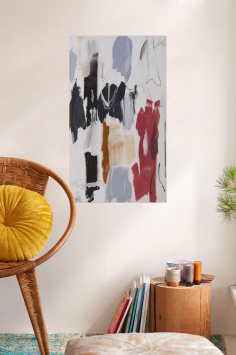 Keep moving   Pintura de Eduardo Vega de Seoane   Compra arte en Flecha.es