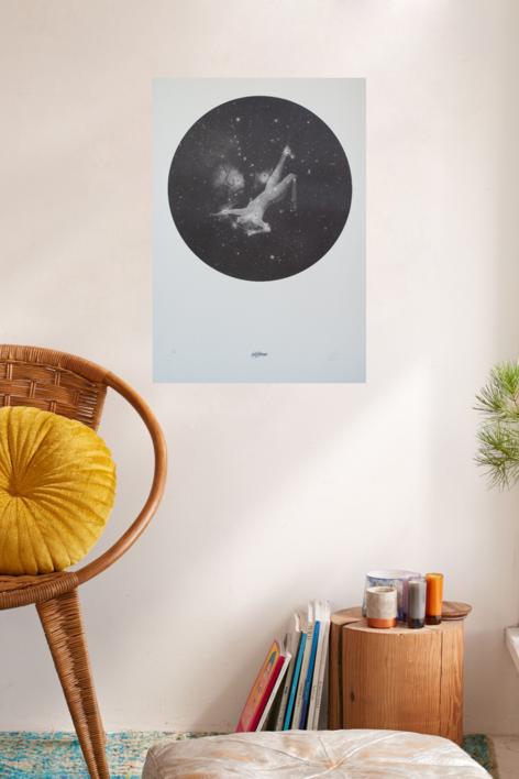 Asterope | Fotografía de Elisa de la Torre | Compra arte en Flecha.es