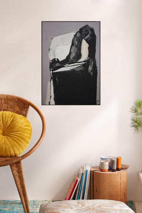 Paraselenne | Pintura de Palma Alvariño | Compra arte en Flecha.es