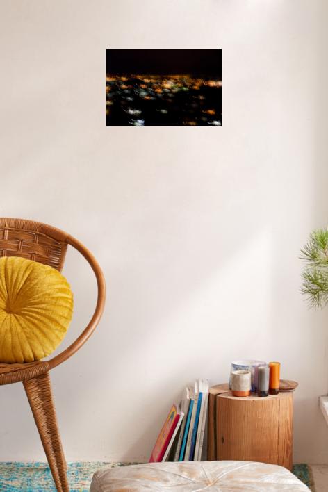 City Lights 4 | Digital de Mar Agüera | Compra arte en Flecha.es
