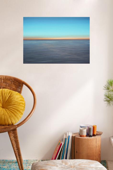 El mar   Pintura de Borja Abós   Compra arte en Flecha.es