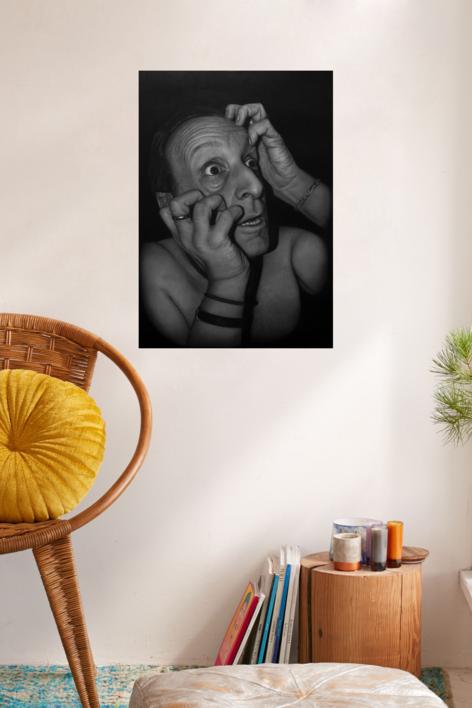 Delirium Tremens | Dibujo de Jose Díaz Ruano | Compra arte en Flecha.es