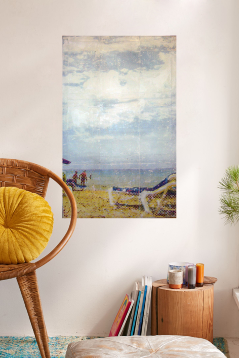 #mediterraneo #loimportanteesconquienlocompartes | Pintura de Juan Carlos Rosa Casasola | Compra arte en Flecha.es