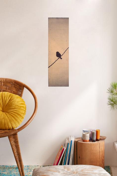 Carbonero   Obra gráfica de Enrique González (TDP)   Compra arte en Flecha.es