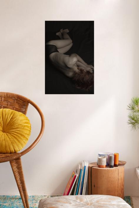 LA DELICADEZA | Fotografía de Carlota Lobo | Compra arte en Flecha.es