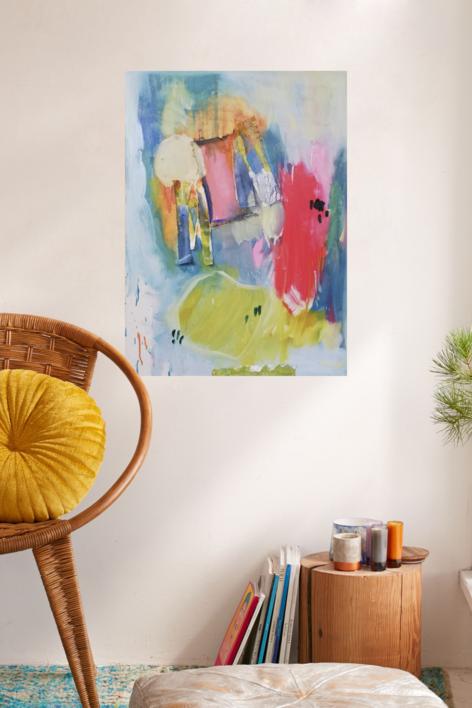 Sin título | Collage de Cecilia Sebastian | Compra arte en Flecha.es