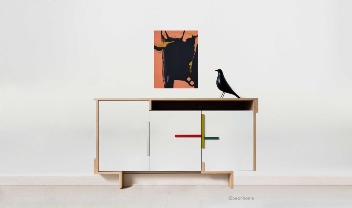 Urbi | Pintura de Palma Alvariño | Compra arte en Flecha.es