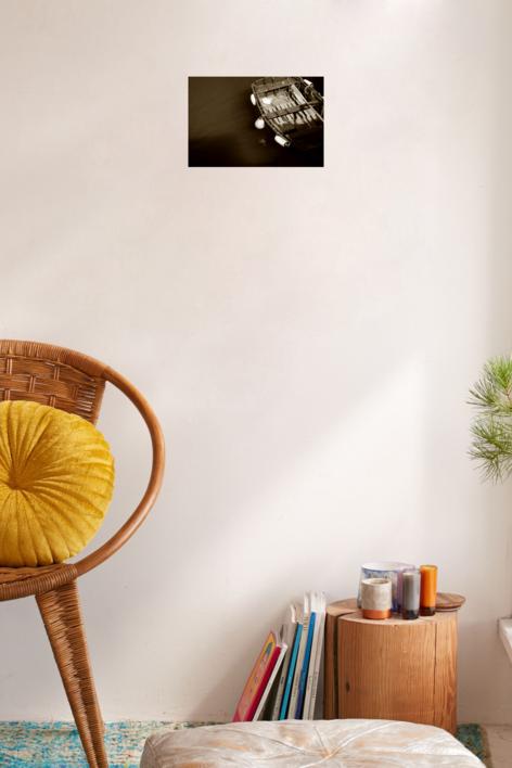 """Preparada para la """"faena""""   Fotografía de Enrique Pazos   Compra arte en Flecha.es"""