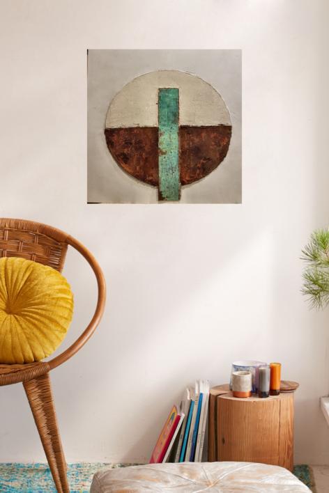 VIDA | Pintura de Maribel Martin Martin | Compra arte en Flecha.es