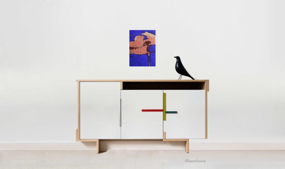 Flamingo | Pintura de Palma Alvariño | Compra arte en Flecha.es