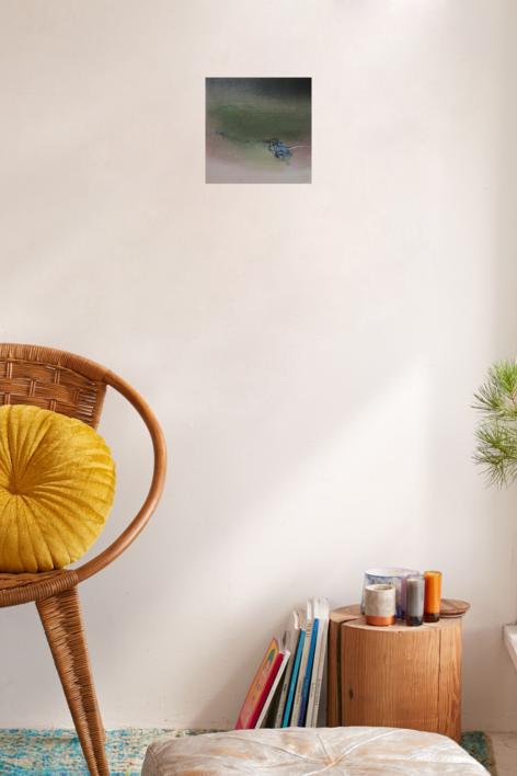 Paisaje ausente 02 | Pintura de María Argüelles | Compra arte en Flecha.es