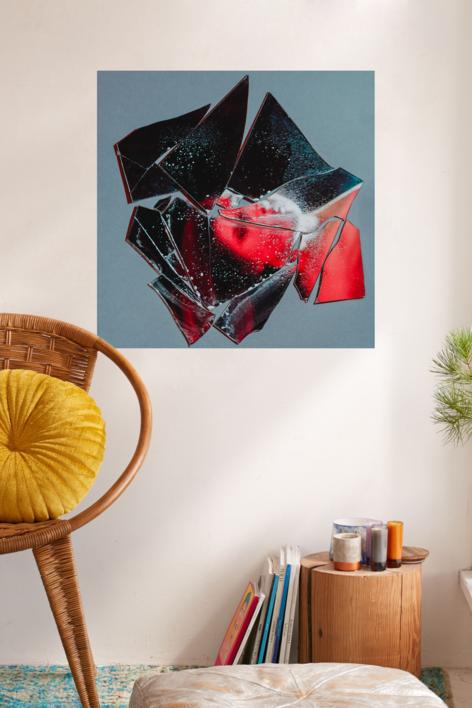 Corazón de cristal | Fotografía de África Paredes | Compra arte en Flecha.es
