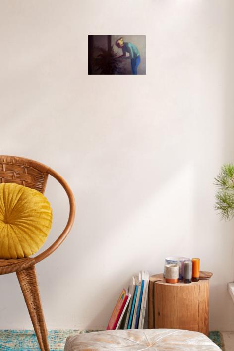 Tiempo de botánica | Pintura de Carmen Montero | Compra arte en Flecha.es