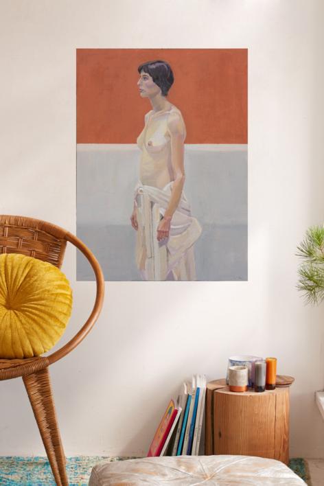 Harubi | Pintura de Ignacio Mateos | Compra arte en Flecha.es
