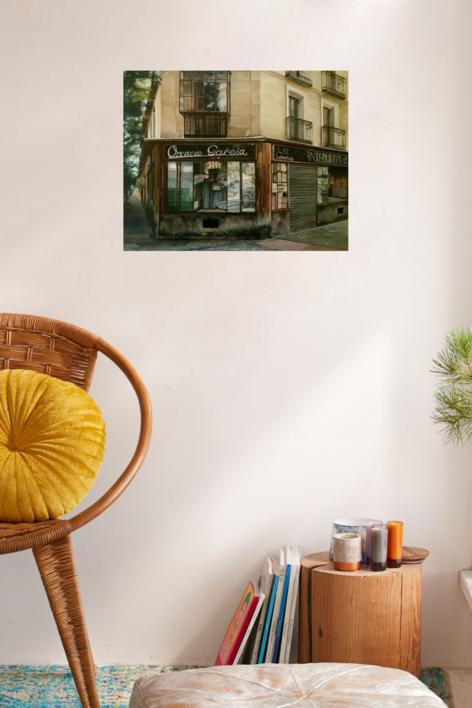 Orencio mantequerias | Pintura de Carmen Nieto | Compra arte en Flecha.es