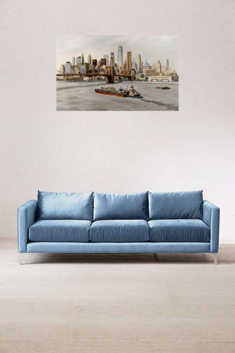 New Lower Manhattan | Fotografía de Carlos Arriaga | Compra arte en Flecha.es