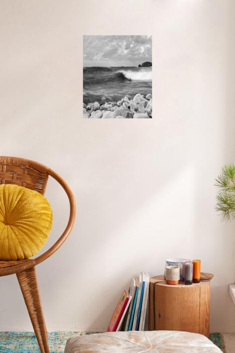 El tiempo es borroso   Fotografía de Alvaro Sampedro   Compra arte en Flecha.es