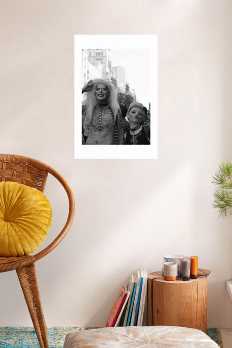 Las pícaras | Digital de Balbuena | Compra arte en Flecha.es