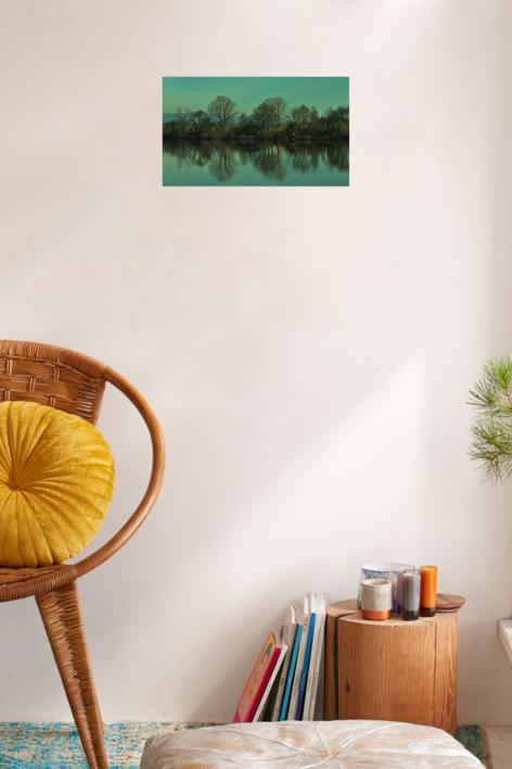 REFLEJOS (de la serie Por el Miño. Foto nº 29) | Fotografía de Luis Arbex | Compra arte en Flecha.es