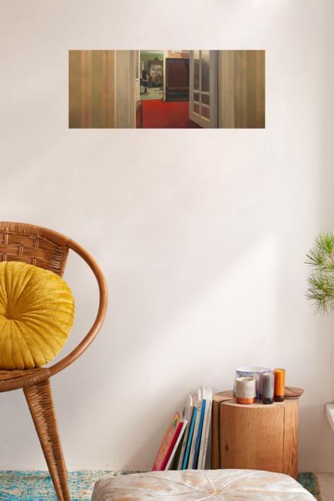 Su rincón personal | Pintura de Orrite | Compra arte en Flecha.es