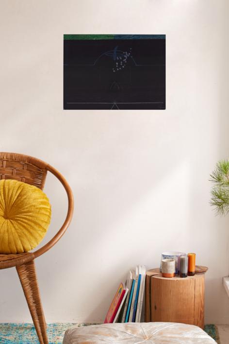 Entrebancs | Obra gráfica de Joan Pere Viladecans | Compra arte en Flecha.es