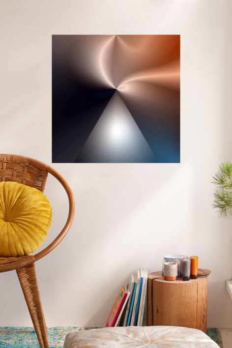 ENTRE LUZ Y COLOR Nº 15 | Digital de rocamseo | Compra arte en Flecha.es