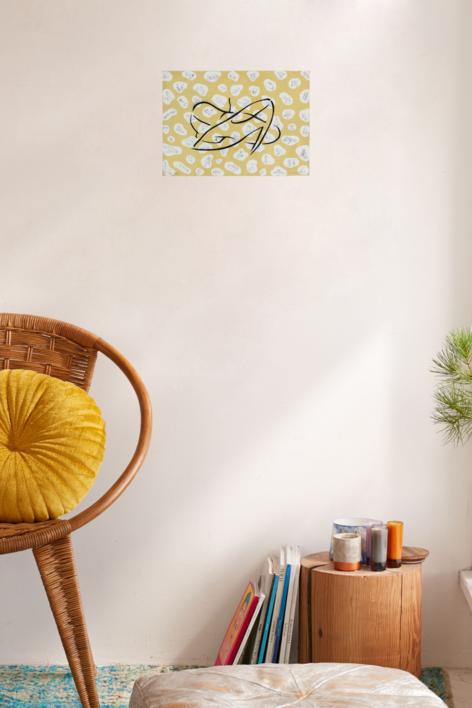 Me pisas | Obra gráfica de Fernando Bellver | Compra arte en Flecha.es