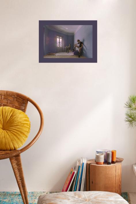 HACKED BOY Nº 2   Digital de Juan Borgognoni   Compra arte en Flecha.es