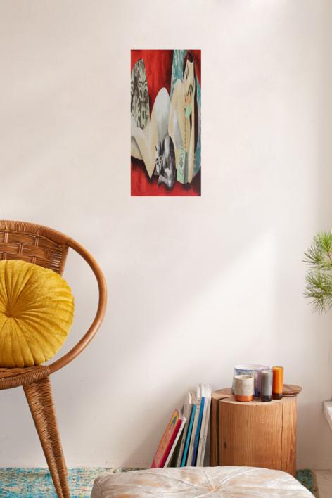 DIME | Obra gráfica de Didier Lourenço | Compra arte en Flecha.es
