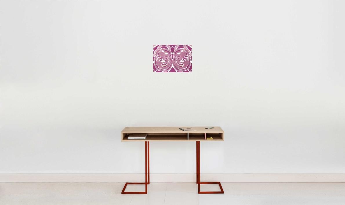 Alucinados I | Obra gráfica de Luis Gordillo | Compra arte en Flecha.es