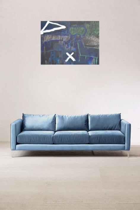 El Señor y la Señora Andrews V | Pintura de Celia Muñoz | Compra arte en Flecha.es