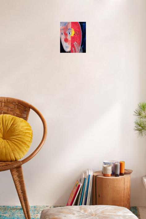 Aventuras para el ojo (3) | Pintura de El Hortelano | Compra arte en Flecha.es