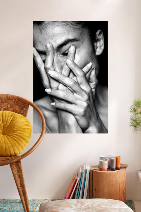 Le masque perdu | Fotografía de NICOLETA LUPU | Compra arte en Flecha.es