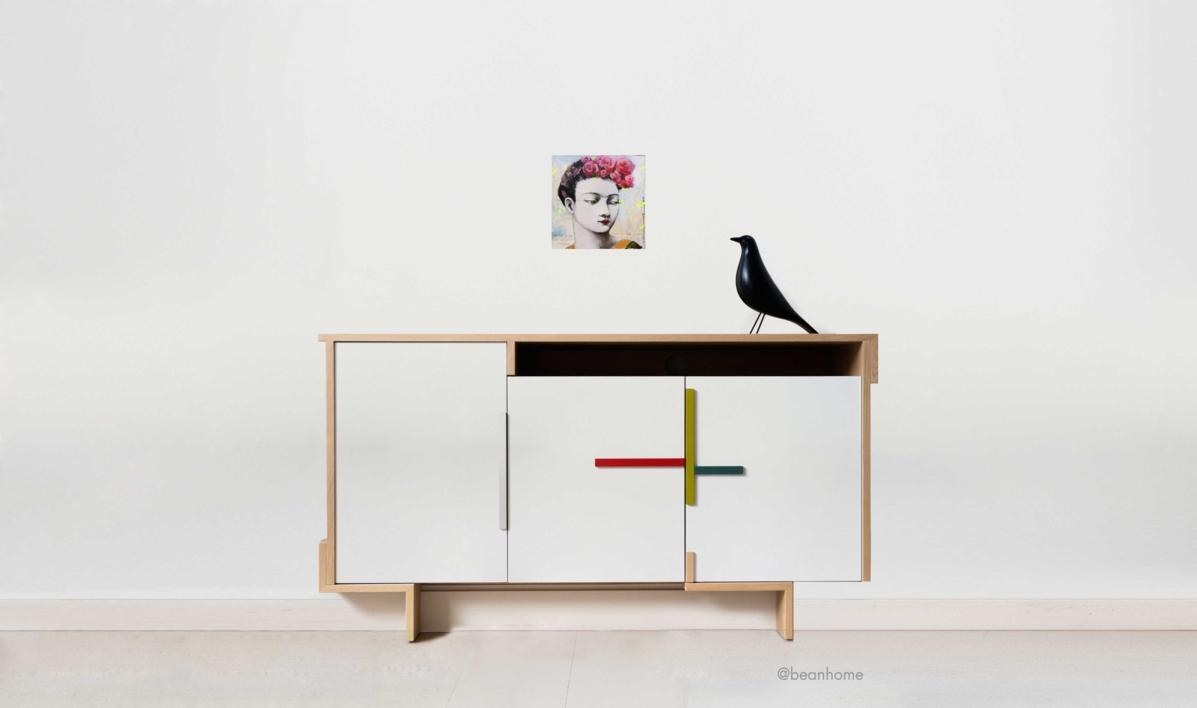 Ella I | Pintura de Menchu Uroz | Compra arte en Flecha.es