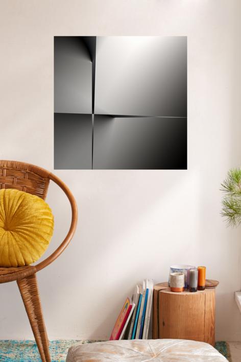 LUZ Nº 14 | Digital de rocamseo | Compra arte en Flecha.es