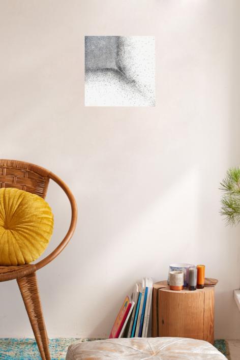 Ósmosis | Pintura de Jorge Regueira | Compra arte en Flecha.es