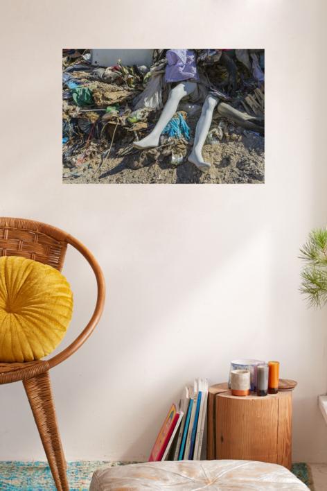 GeneraAcción_Plastic@ XI | Digital de Cruz Mondragón | Compra arte en Flecha.es
