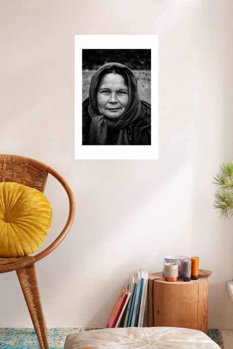 Gitana | Digital de Balbuena | Compra arte en Flecha.es