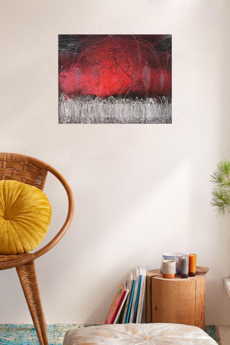 Tracce | Pintura de Policastro | Compra arte en Flecha.es