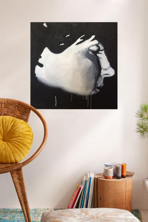 Juana Frances | Pintura de Alvaro Sellés | Compra arte en Flecha.es
