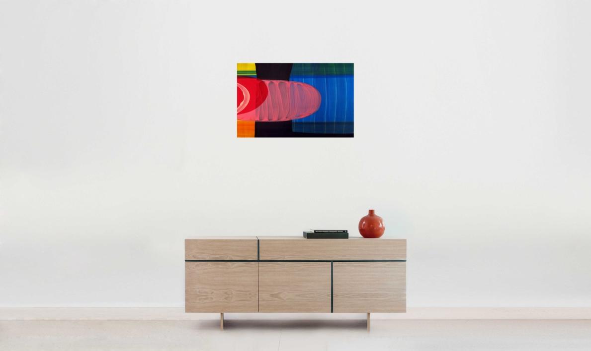 LRL 109 | Pintura de Daniel Charquero | Compra arte en Flecha.es
