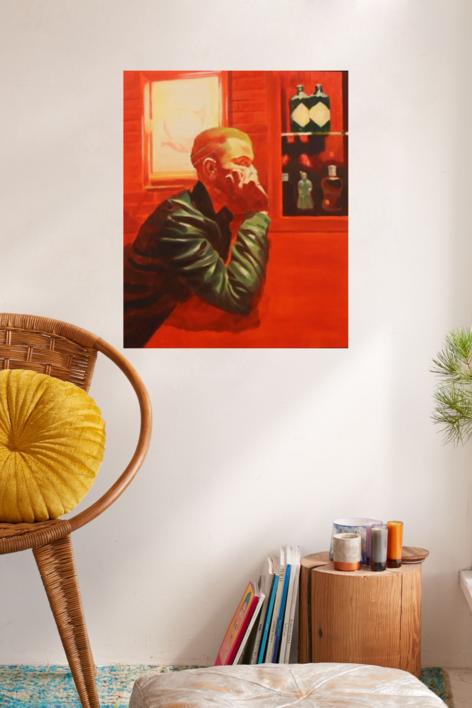 PARADIGMA | Pintura de Bianca Demo | Compra arte en Flecha.es