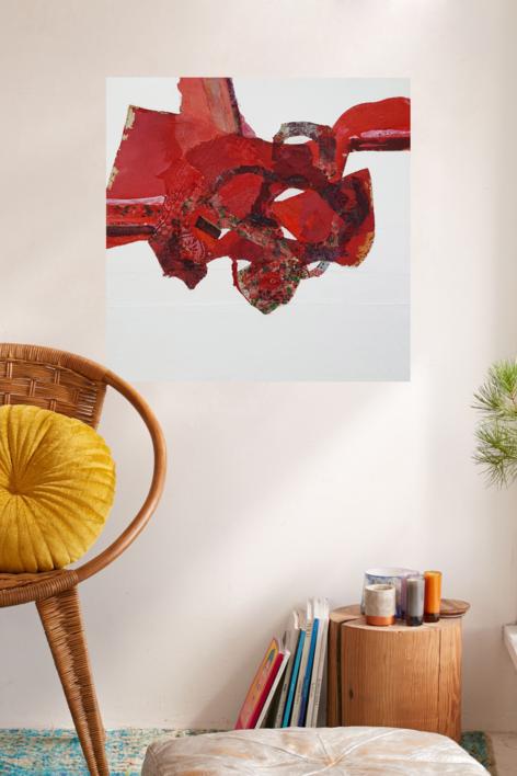 Dando La Vuelta | Collage de Barbara Long | Compra arte en Flecha.es