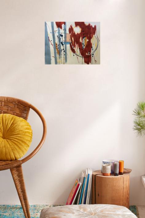 MUSICAL | Pintura de Iraide Garitaonandia | Compra arte en Flecha.es