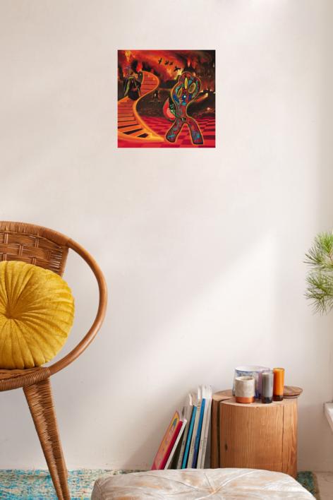 Turbatus Mundi | Digital de Helena Revuelta | Compra arte en Flecha.es