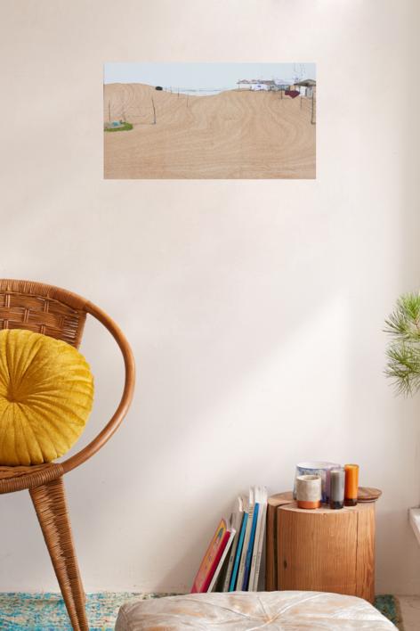 Sedentarios LII | Collage de Eduardo Query | Compra arte en Flecha.es