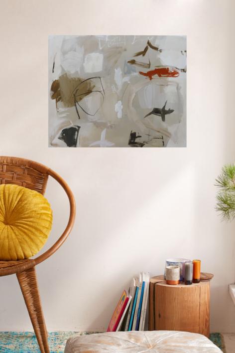Resemblance   Pintura de Eduardo Vega de Seoane   Compra arte en Flecha.es